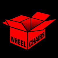 Box Wheelchairs WCMX Wheelchair (modified)