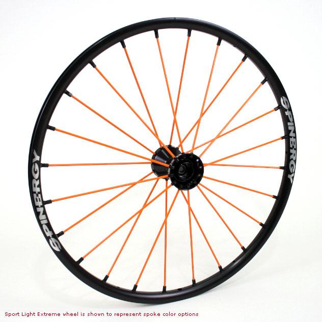 Spinergy SLX Wheels (R10 Hub)