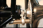 D's Locks Hub Lock Brake System
