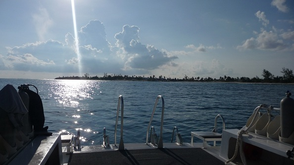 Dive Pirates Out Brac - Cayman Islands 2009